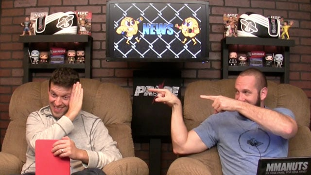 Jon Jones, Ronda Rousey, Sage Northcutt, Urjiah Faber and more   MMANUTS   EP # 264