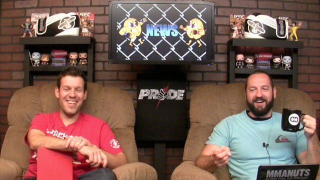 Jon Jones is Back, Ronda Rousey, Conor McGregor plus more | MMANUTS | EP # 265