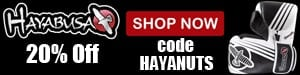 hayabusa coupon