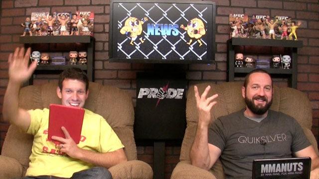 Jon Jones and Daniel Cormier Beef   Nick Diaz Settlement Talk   MMANUTS   EP # 266