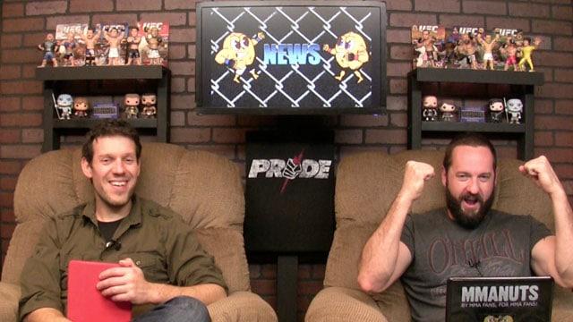 UFC 193 Recap | Ronda Rousey vs Holly Holm | MMANUTS | EP # 268