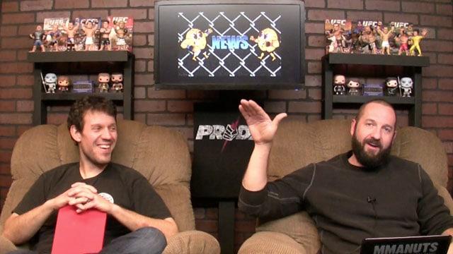 UFC 194 Preview | Chris Weidman vs Luke Rockhold | MMANUTS | EP # 269