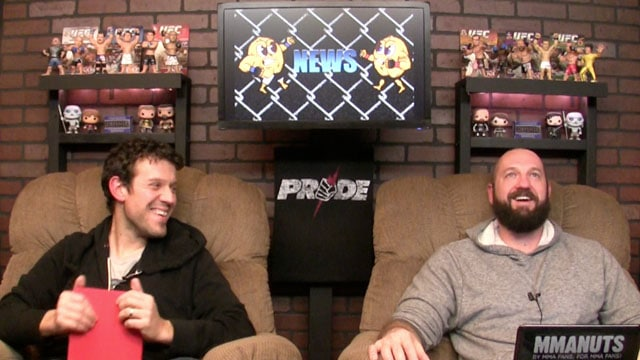 UFC 194 Preview   Jose Aldo vs Conor McGregor   MMANUTS   EP # 270