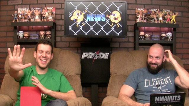 UFC 194 Recap   Conor McGregor vs Jose Aldo   MMANUTS   EP # 271