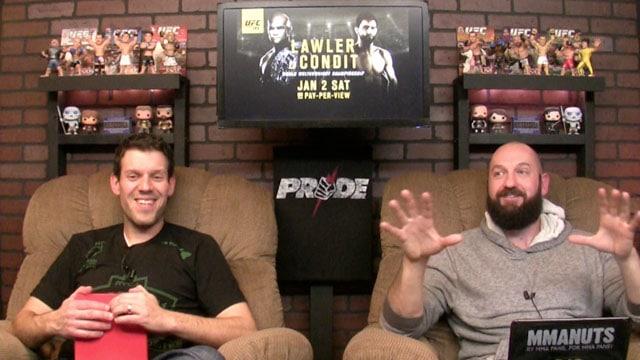 UFC 195 Recap | Lawler vs Condit | Rizin Recap | MMANUTS | EP # 274