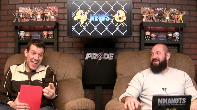 Not UFC 196 Recap | Hendricks vs Thompson | MMANUTS | EP # 278