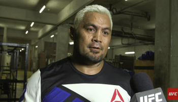 Mark Hunt Brisbane