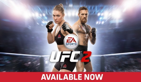 UFC 2 Finish the Fight