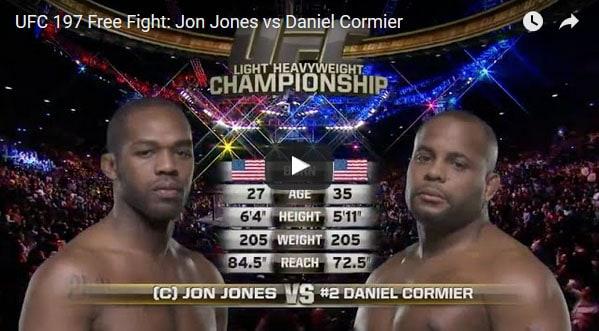 jones vs cormier