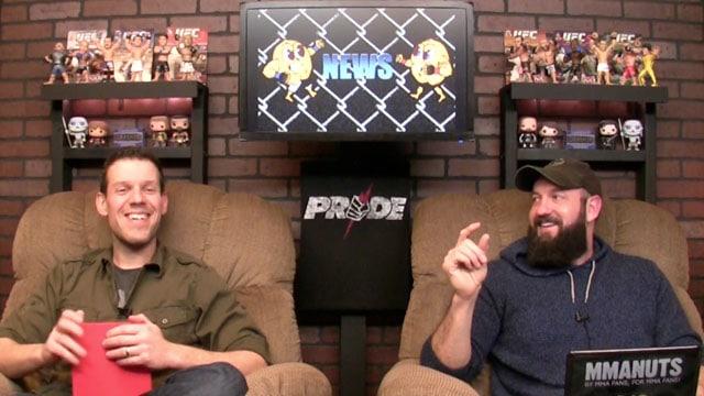 UFC 196 Leftovers | MMANUTS MMA Podcast | EP # 283