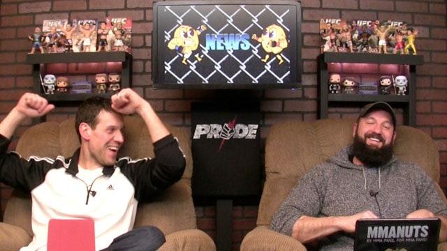 UFC Mark Hunt vs Frank Mir Recap | MMANUTS MMA Podcast | EP # 284