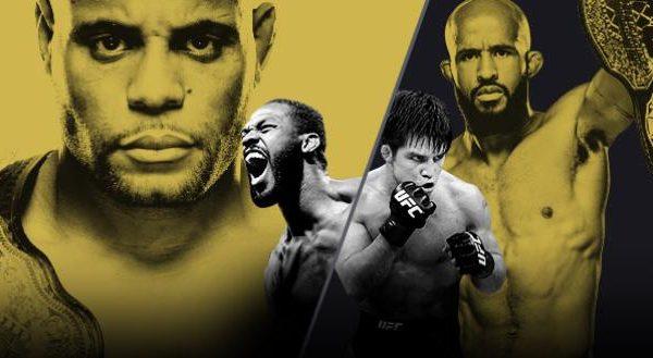 UFC 197 Weigh In Stream