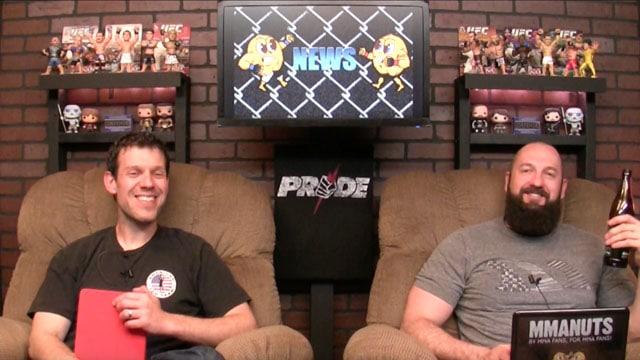 UFC Glover Teixeira vs Rashad Evans Recap | MMANUTS MMA Podcast | EP # 287