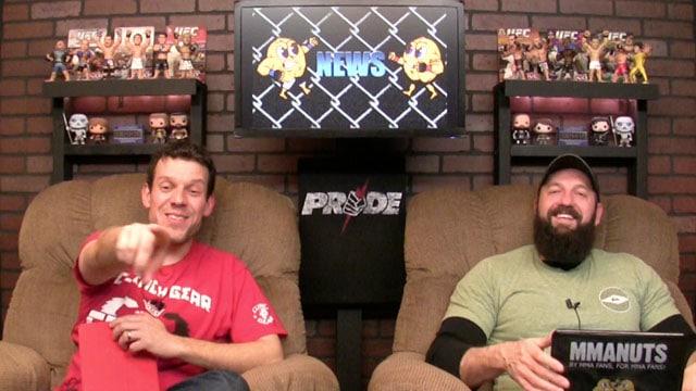 JDS vs Rothwell Recap | UFC 199 Weight Cutting | USADA | MMANUTS MMA Podcast | EP # 286