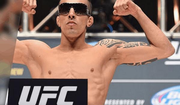 UFC Fight Night Almeida vs Garbrandt Weigh In