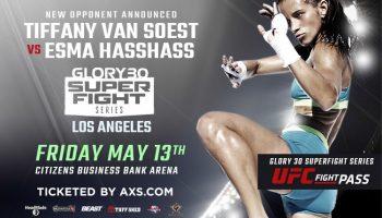 Glory 30 Tickets
