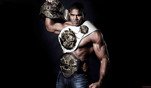 UFC Rotterdam Weigh Ins