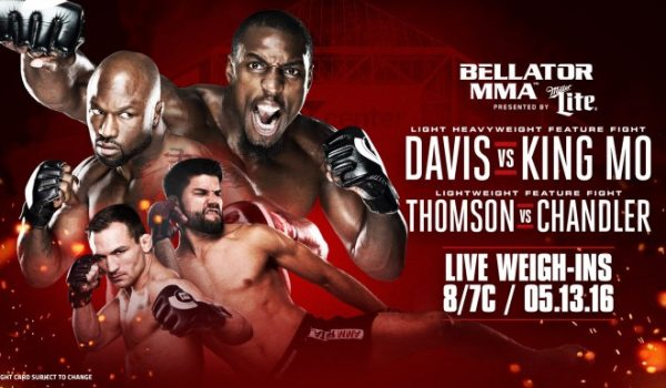 Bellator 154 Weigh Ins