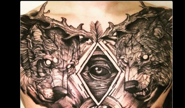 Dan Hardy Tattoo