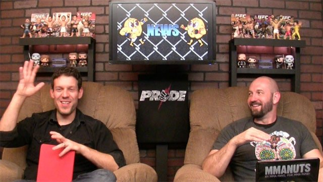 UFC 198 Recap | Werdum vs Miocic | MMANUTS MMA Podcast | EP # 291
