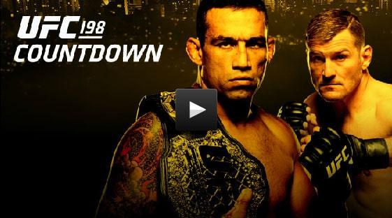 UFC 198 Countdown