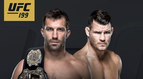 Luke Rockhold vs Michael Bisping 2