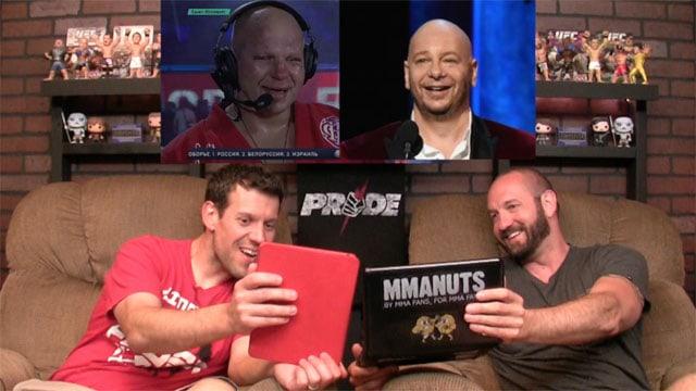 UFC Fight Night 89 Results | Thompson vs MacDonald | MMANUTS MMA Podcast | EP # 296