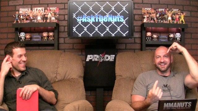 UFC 199 Results | Rockhold vs Bisping 2 | MMANUTS MMA Podcast | EP # 294