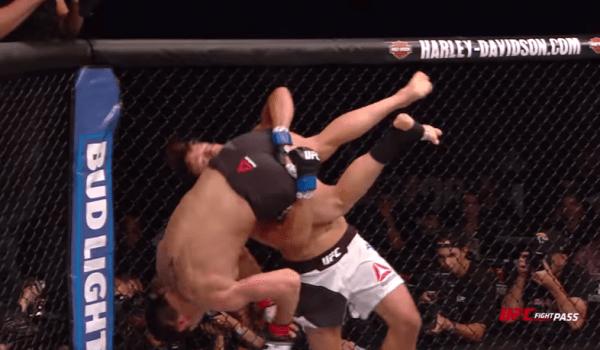 ufc 199 fight motion