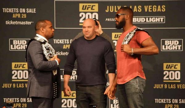 UFC 200 Pre-Fight Press Conference