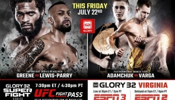 GLORY 32 Photos