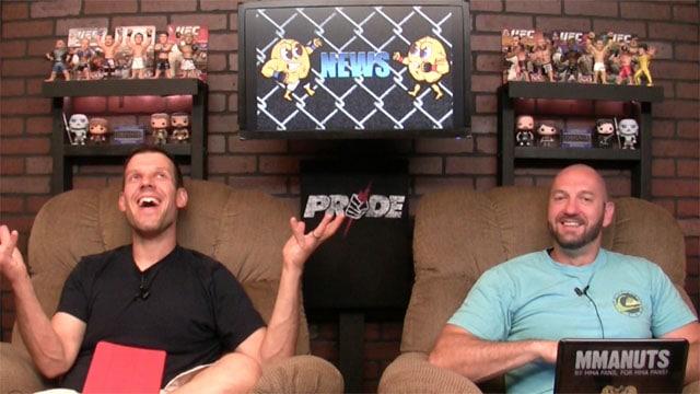 UFC 200 Results   Brock Lesnar vs Mark Hunt   MMANUTS MMA Podcast   EP # 299