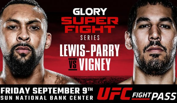 GLORY 33 SuperFight