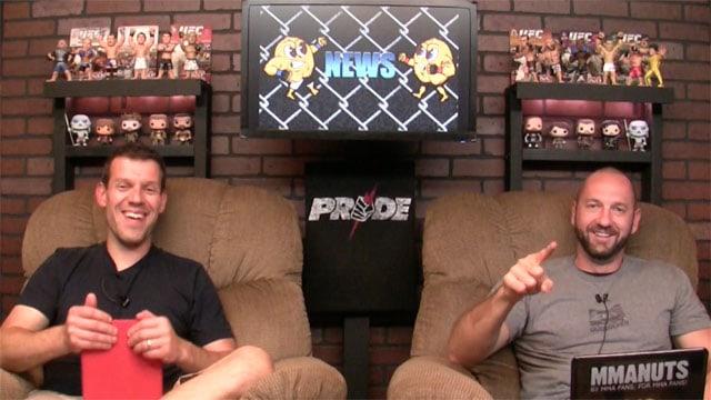McGregor vs Diaz 2   UFC 202 Preview   MMANUTS MMA Podcast   EP # 303