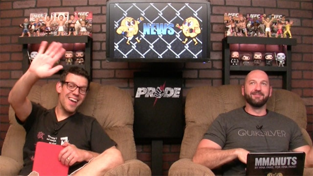 Dustin Poirier vs Michael Johnson | UFC Fight Night 94 Results | MMANUTS MMA Podcast | EP # 308