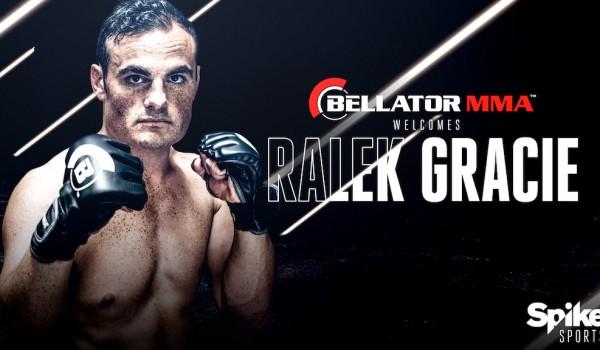 Ralek Gracie Signs With Bellator