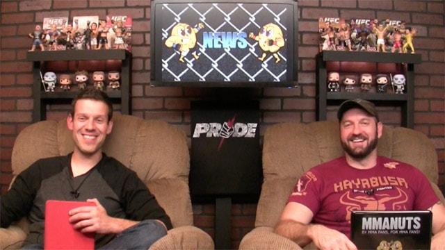 GSP Free Agent | Jon Jones USADA | MMANUTS MMA Podcast | EP # 313