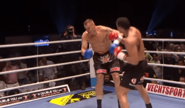 Badr Hari vs Semmy Schilt Full Fight