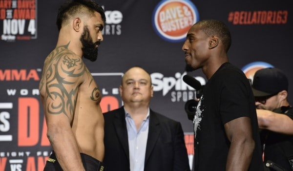 Bellator 163 Weigh In Results