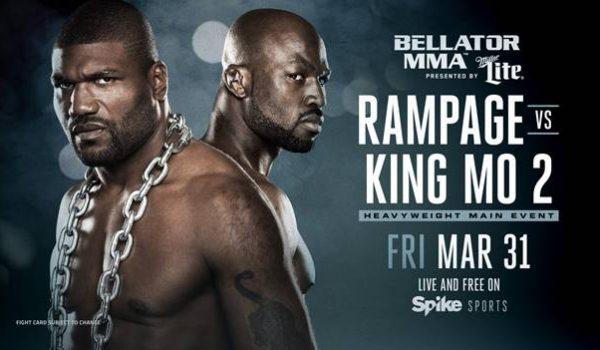 Rampage vs King Mo