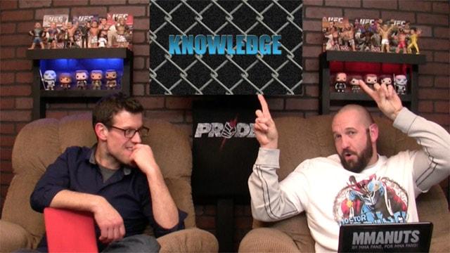 UFC Penn vs Rodriguez Results and Recap | MMANUTS MMA Podcast | EP # 323