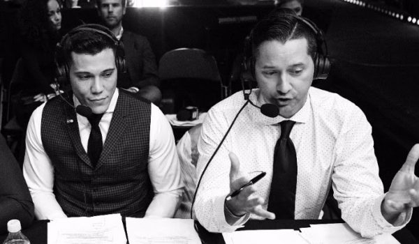 GLORY Signs New Play By Play Announcer