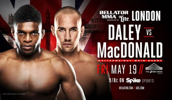 Paul Daley vs Rory MacDonald