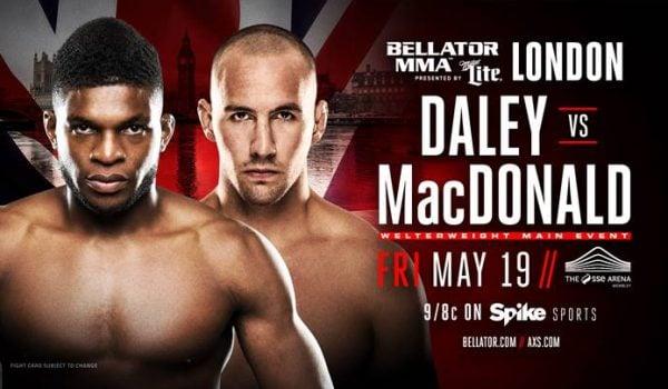 Paul Daley vs Rory MacDonald