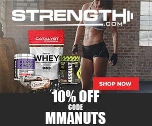 Strength.com coupon