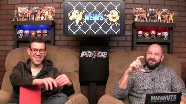 Korean Zombie vs Dennis Bermudez | UFC Fight Night 104 Results and Recap | MMANUTS MMA Podcast | EP # 326