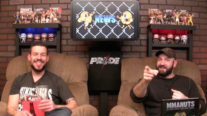 McGregor vs Mayweather   Bellator 180   MMANUTS MMA Podcast   EP # 332