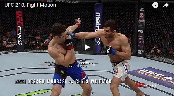 UFC 210