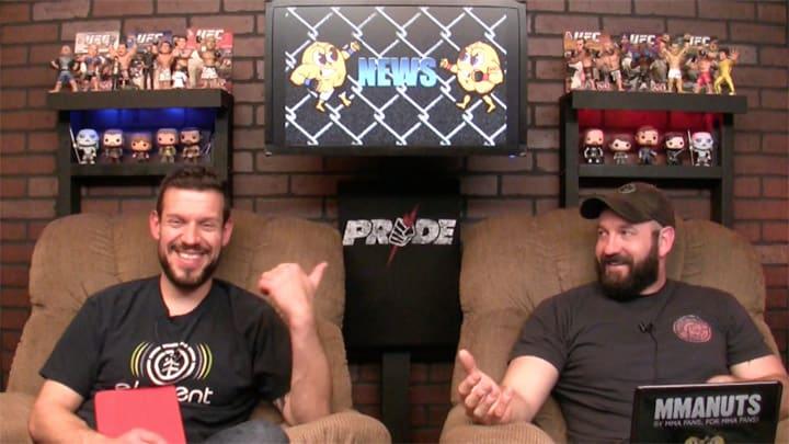 Chuck Liddell | Anderson Silva | Al Iaquinta | ESPN | MMANUTS MMA Podcast | EP # 336