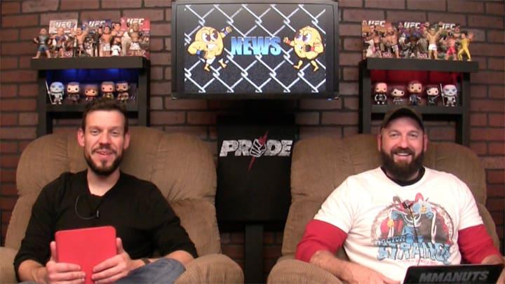 MacDonald vs Daley   CSAC Weight Cutting   MMANUTS MMA Podcast   EP # 339